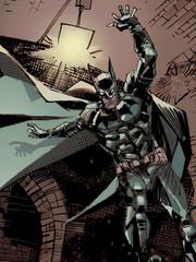蝙蝠侠:阿卡姆骑士
