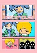 生鱼片漫画