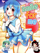 Smile for me漫画